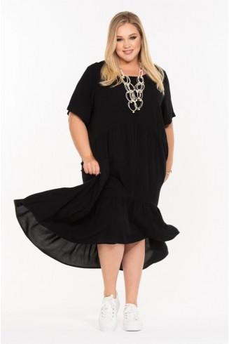 Платье МЕЧТА цвет черный