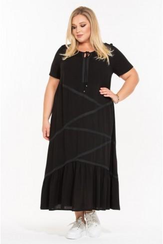 Платье НАЙТ цвет черный