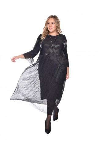 Платье ВЕРА цвет черный
