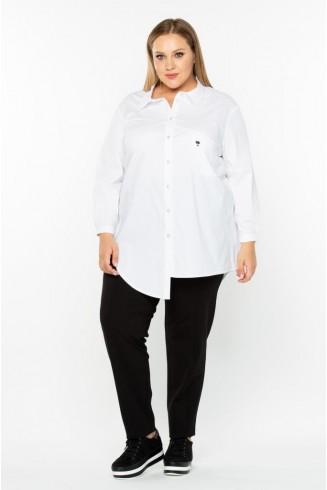 Рубашка ЛЕРИЯ цвет белый